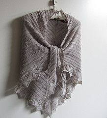 Simple Lines by naanel, free on Ravelry. Knit with 720 - 840 yards of  fingering on size 5 (US) needles.