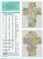 Floral Crosses - # 1