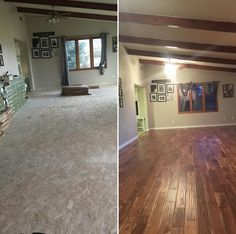 """""""This was a great floor. Love the colors and all the pieces were unique!"""" - Denese, CO"""