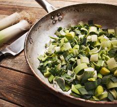 Fondue de poireaux avec le Compact Cook Elite - M6 Boutique M6 Boutique, Celery, Sprouts, Spinach, Vegetables, Cooking, Healthy, Robot, Cooking Recipes