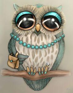 «Elegant Owl» de vian