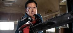 Bruce Campbell Leaked EVIL DEAD and THE WALKING DEAD Script