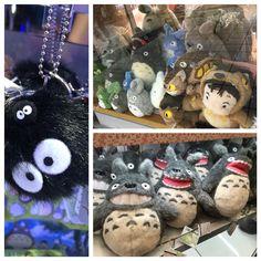 Totoro & Ghibli gifts sightings at the Narita International airport of Japan