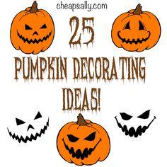 25 halloween pumpkin carving patterns