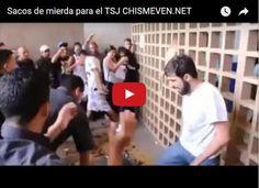 Manifestantes lanzan sacos llenos de mierda en el TSJ  http://www.facebook.com/pages/p/584631925064466