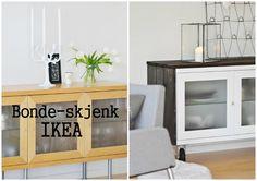 Antes y después de un aparador | Decorar tu casa es facilisimo.com