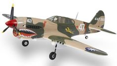 2.4G Extreme Detail 5-Channel AirField RC P-40 WarHawk 1400MM Radio Control Warbird Plane w/ Brushless Motor/ESC/Lipo 100% RTF *Super Scale* EPO Foam Plane + Electric Retract (Tiger) - COLOR MAY BE GREEn/BROWN OR CAMO SENT AT RANDOM by NITRO, http://www.amazon.com/dp/B003F9JK2W/ref=cm_sw_r_pi_dp_ncn-qb0NBZ18Z/189-7140119-0389626