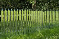 design mirror fence Mirror Fence Reflecting the Ever Changing Landscape by Alyson Shotz