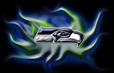 Seattle Seahawks Photo Gallery   Seattle Seahawks by ~BlueHedgedarkAttack on deviantART