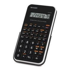 sharp el 1701c semi desktop electronic printing calculator with rh pinterest com sharp el 1801c calculator manual sharp el-1701c user manual