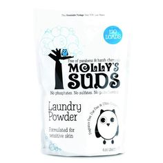Molly's Suds All Natural Laundry Powder (120 loads) #KIWIShop #greenliving #sweepstakes