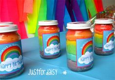 Rainbow Playdough  Google Image Result for http://data.whicdn.com/images/23008994/rainbow-playdough-party_large.jpg