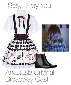 """""""To bridge and river // Forest and waterfall // Orchard sea and sky // Harsh and sweet and bitter to leave it all // I'll bless my homeland till I die"""" by sjc1999 ❤ liked on Polyvore featuring Emanuele Bicocchi, anastasiaoriginalbroadwaycast and stayiprayyou"""