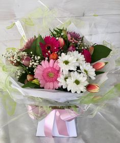 Beautiful flowers delivered in Frimley and Camberley 01252 838920 Luxury Flowers, Flowers Delivered, Tulips, Beautiful Flowers, Floral Wreath, Wreaths, Table Decorations, Plants, Home Decor
