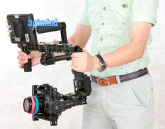 CAME-TV New Assembled DSLR Gimbal CAME-7800 3 Axis 32 Bit Simple BGC Board | eBay