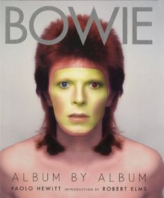 "Bowie: Album by Album by Paolo Hewitt, 	 David Bowie, 1967 -- David Bowie/Space oddity, 1969 -- The man who sold the world, 1970 -- Hunky dory, 1971 -- The rise and fall of Ziggy Stardust and the spiders from Mars, 1971 -- Aladdin sane, 1973 -- Pin ups, 1973 -- Diamond dogs, 1974 -- Young Americans, 1975 -- Station to station, 1976 -- Low, 1977 -- ""Heroes"", 1977 -- Lodger, 1979 -- Scary monsters-- and super creeps, 1980 -- Let's dance, 1983 -- Tonight, 1984 -- Labyrinth & absolute…"