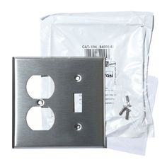 LEVITON/ ST WP 2-gang 1-toggle 1-duplex http://www.generalview.net/products/detail.php?product_id=300