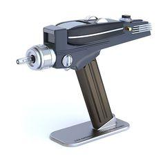Star Trek Phaser Remote Control - what every Star Trek fan dreams of!