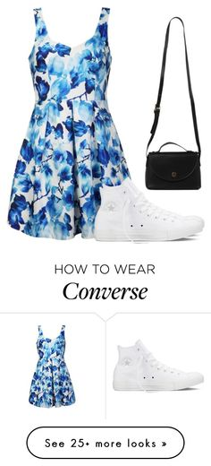"""Untitled #1782"" by hannahmcpherson12 on Polyvore featuring Ally Fashion, Converse and Azalea"
