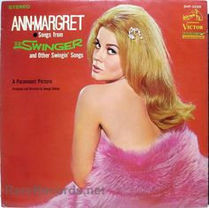 Ann-Margret - Songs from The Swinger and Other Swingin' Songs (1967) Japan LP  #records #vinyl #albums
