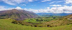 Summit View New Zealand by Joan Carroll of Fine Art America
