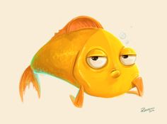 Image result for bored fish
