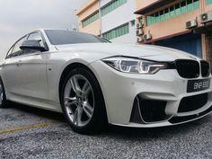 VIP of the day :D F30 Convert F80 alike M3 Body kit & accessories :) TQVM!! Horch Motorsports : 017-3405316.   #F30 #Bodykit #M3 #MSport #HorchMotorsports #Bimmer #BMW #Motorsport #Bimmers
