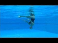 Side fishtail split - YouTube