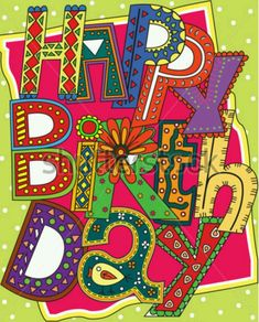 Find Happy Birthday Card Design Vector Illustration stock images in HD and millions of other royalty-free stock photos, illustrations and vectors in the Shutterstock collection. Free Happy Birthday Cards, Happy Birthday Card Design, Happy Birthday Wishes Quotes, Birthday Wishes And Images, Happy Birthday Signs, Happy Birthday Baby, Birthday Blessings, Happy Birthday Pictures, Happy Wishes