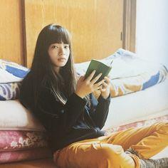 Photo taken by 小松菜奈 Nana Komatsu - INK361