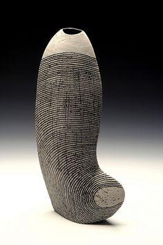Harris Dellers, Updown Arc, porcelain, 2009