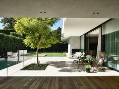 Residence in Melbourne by Workroom