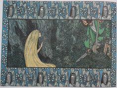 Illustration: Heinrich Lefler and Joseph Urban
