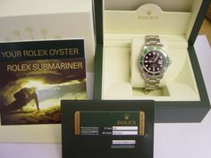 Rolex Submariner 16610 LV.