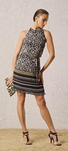 Caderno de Moda: Sacada - verão 2013