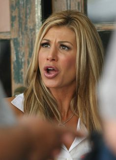 alexis real housewives of orange county | TV personality Alexis Bellino of The Real Housewives Of Orange County ...