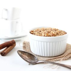Guest Post: Banana Nut Baked Oatmeal from Melissa, The Faux Martha | Turntable Kitchen