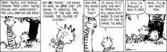(4) Calvin and Hobbes - Google+