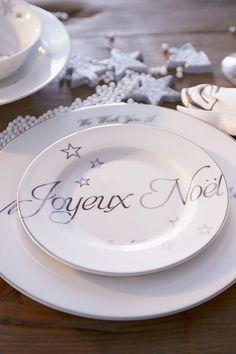 RM Joyeux Noel Small Plate (19cm)
