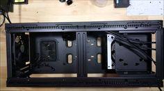 Nzxt 80 PLUS Bronze 550w Power Supply - Mini ITX Build - Install