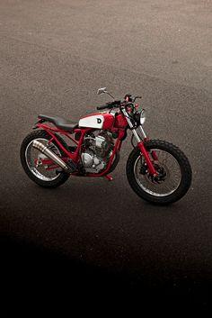 The Scorpio 225 by Deus Ex Machina