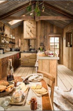 Első látásra odáig leszel a dicsőséges rusztikus házikóért   Sokszínű vidék