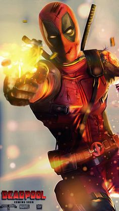#Deadpool #Fan #Art. (DEADPOOL) By: Spidermonkey23. (THE * 5 * STÅR * ÅWARD * OF: * AW YEAH, IT'S MAJOR ÅWESOMENESS!!!™)[THANK U 4 PINNING!!!<·><]<©>ÅÅÅ+