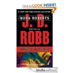 In Death Series by JD Robb (Nora Roberts)