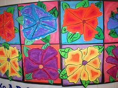 100_5371 by Paintbrush Rocket, via Flickr- tint/shade flowers