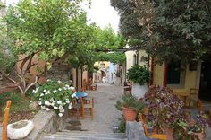AROLITHOS Traditional Cretan Village Traditional Hotel #Heraklion #Crete #Greece 2008