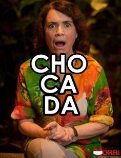 Morri de Sunga Branca: 8 vezes que Regina Duarte nos representou apenas com expressões faciais Funny Quotes, Funny Memes, Jokes, Shawn Mendes Memes, Best Memes, Funny Posts, Puns, Positive Vibes, Haha