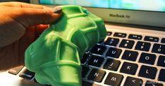 Как сделать дома тряпку-желе, которая очистит каждый уголок