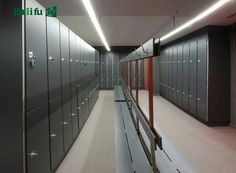 Jialifu is a professional manufacturer of toilet partitions, lockers, table tops, wall cladding and HPL applications since Gym Lockers, Long Bench, Bench Designs, Changing Room, Wall Cladding, Room Interior, Locker Storage, Furniture, Mysterious