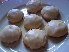 La Fiesta del Té: Cookies de ricotta y limón